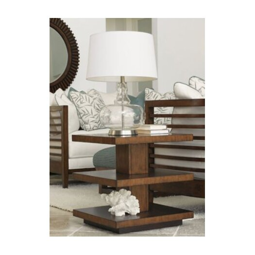 Tommy Bahama Home Lagoon Lamp Table