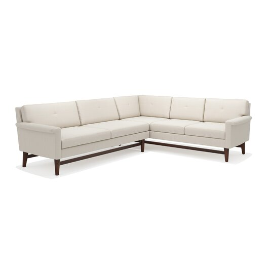 Diggity GQ Corner Sectional Sofa