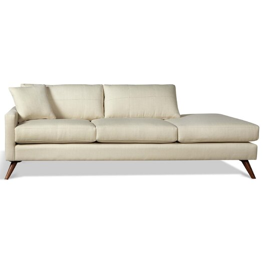 TrueModern Dane 1 Arm Sectional