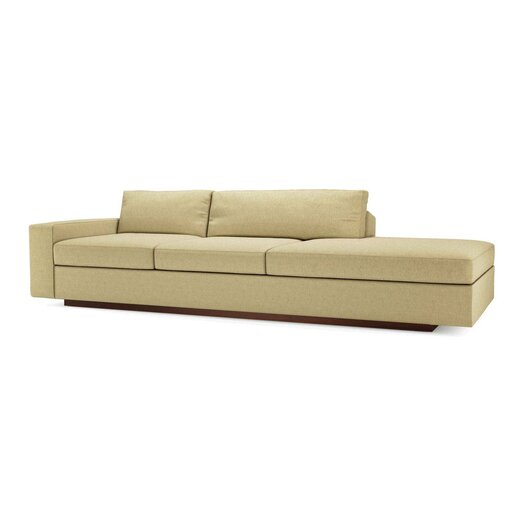 TrueModern Jackson One Arm Sofa