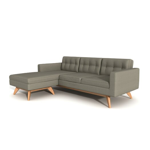 TrueModern Luna Loft Sofa