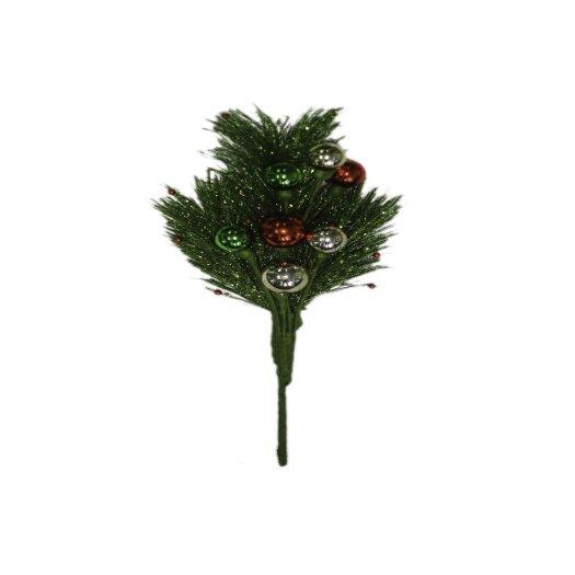 Creative Design Decorative with Ornaments Picks
