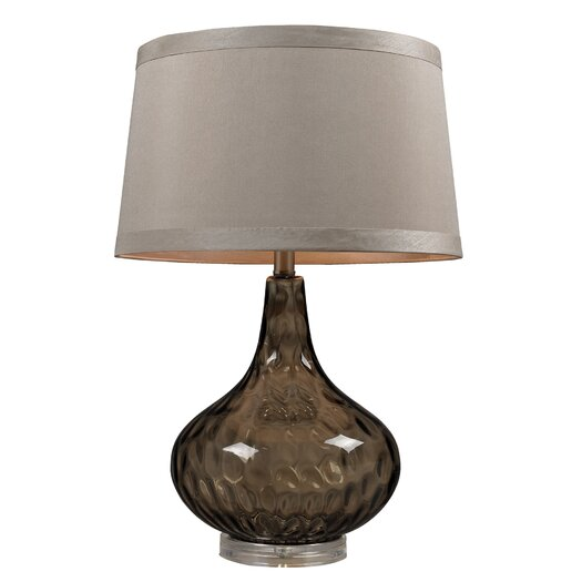 "HGTV Home 24"" H Table Lamp with Empire Shade"