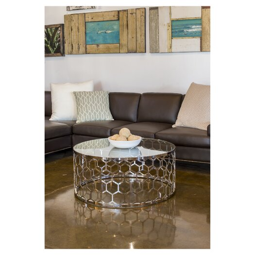 Allan Copley Designs Melissa Coffee Table