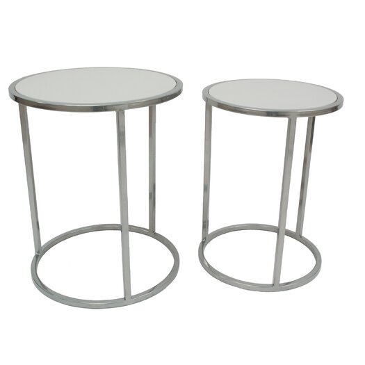 Chase 2 Piece End Table Set