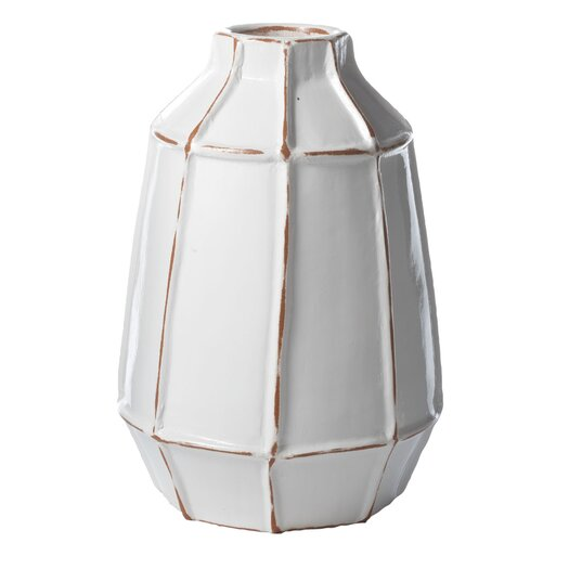 Lazy Susan USA Windowpane Vase
