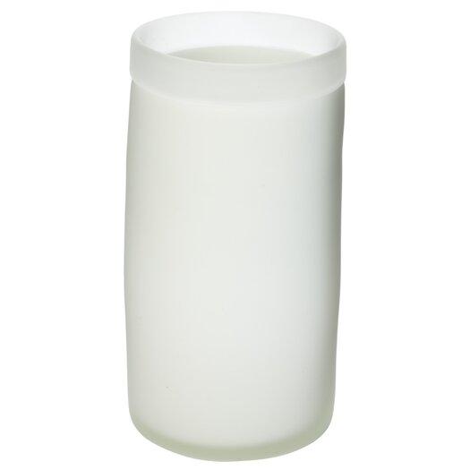 Lazy Susan USA Sanded Frost Vase