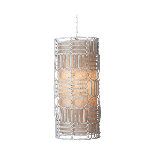 Lazy Susan USA Tall Oval Ring Lamp