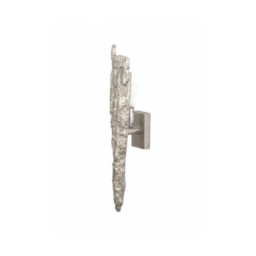Lazy Susan USA Bark Wall Sconce