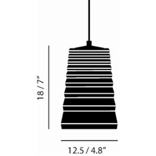Tom Dixon Tube Pendant