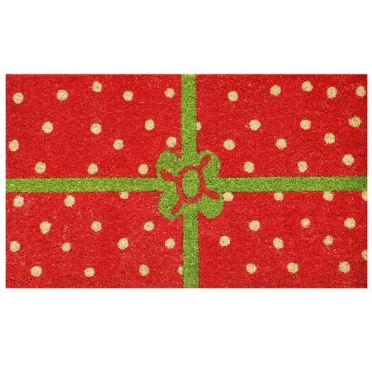 Home & More Christmas Package Doormat