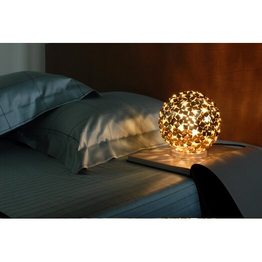 """Terzani Orten'Zia 7.9"""" H Table Lamp with Sphere Shade"""