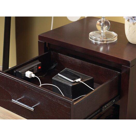 Modus Furniture Nevis 1 Drawer Nightstand