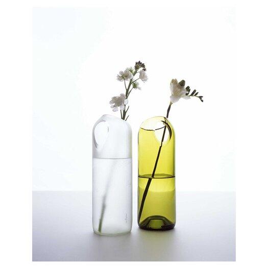 Artecnica tranSglass Two Hole Vase