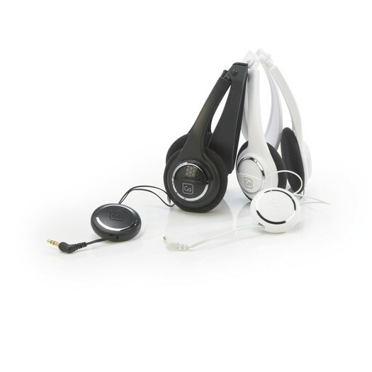 Go Travel Folding Headphones