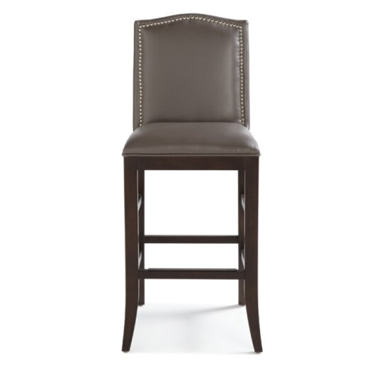 """Sunpan Modern Maison 30"""" Bar Stool with Cushion"""