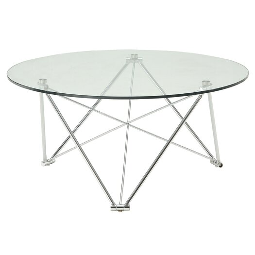 Sunpan Modern Silvio Coffee Table