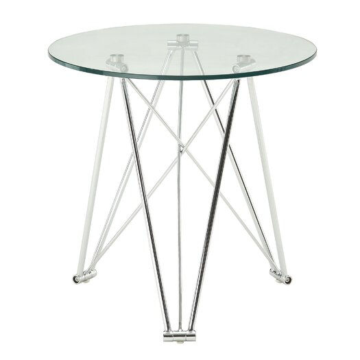 Sunpan Modern Silvio End Table