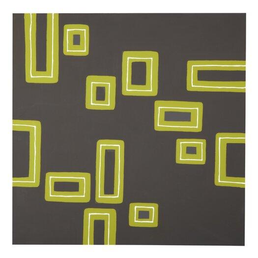 Sunpan Modern Blocks Painting Print
