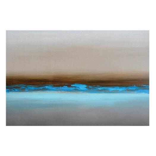 Sunpan Modern Mist Painting Print