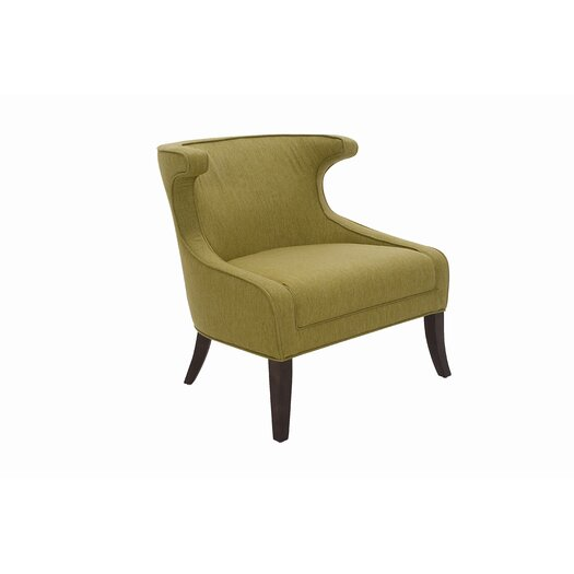 Sunpan Modern Elliot Lolita Fabric Side Chair