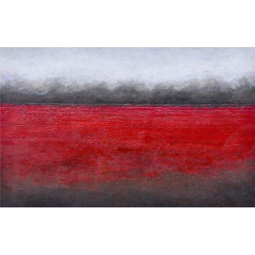 Sunpan Modern Horizon Painting Print