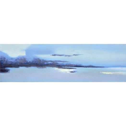 Sunpan Modern Sea And Sky Painting Print