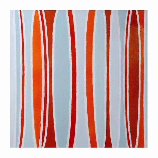 Sunpan Modern Curves Painting Print