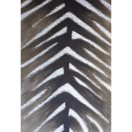Sunpan Modern Zebra Painting Print
