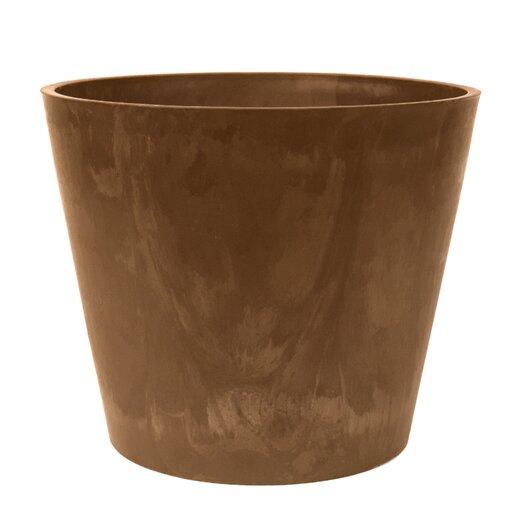 "Arcadia Garden Products PSW 10"" X 12"" Sleek Pot"