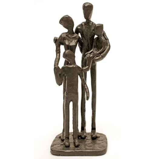 Vita V Home Family of Four Figurine