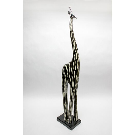 Vita V Home Contemporary Giraffe Statue