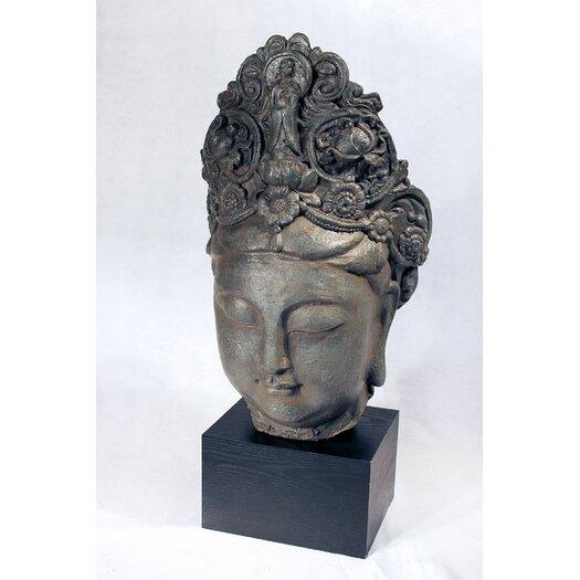 Vita V Home Female Buddah Bust