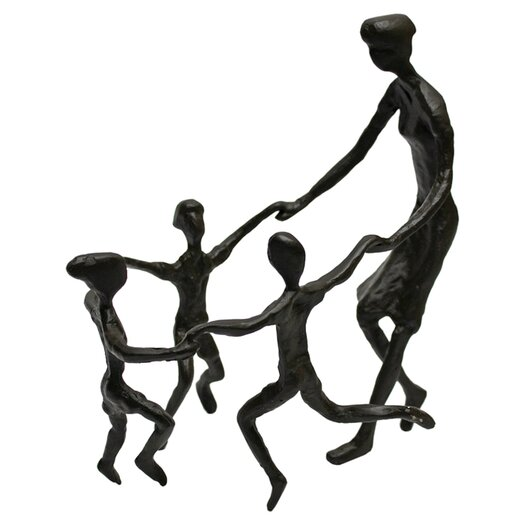 Vita V Home Mother and Children Figurine