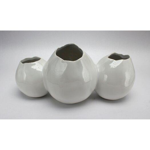 Vita V Home Mato 3-Part Vase