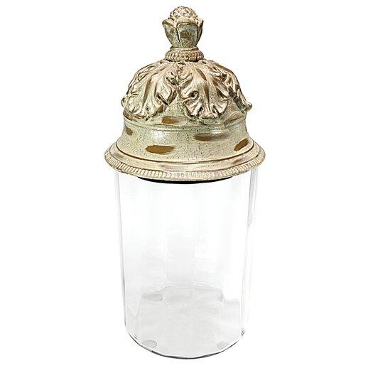 Vita V Home Tadi Glass Canister