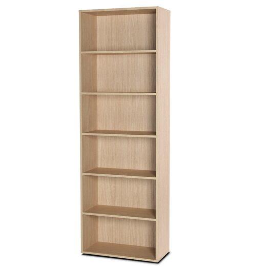"""Bestar Clic Furniture 83"""" Bookcase"""