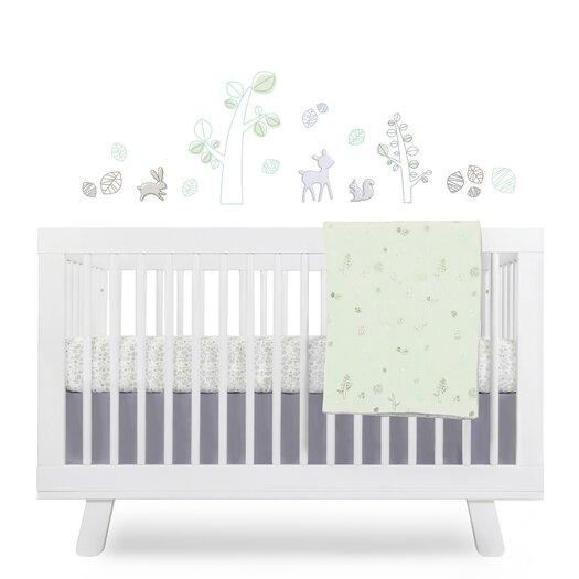 Tranquil Woods Crib Skirt