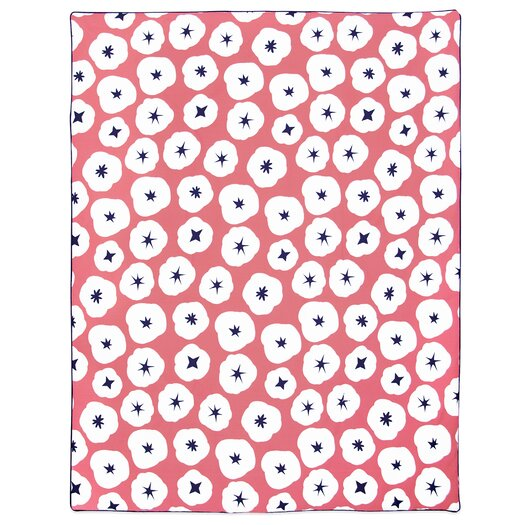babyletto In Bloom Play Blanket