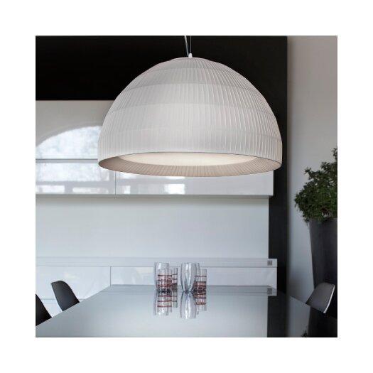 Masiero Tessuti Dome 1 Light Mini Pendant