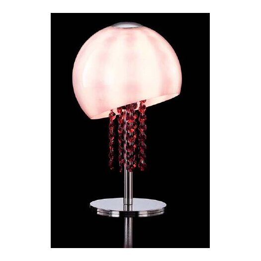 "Masiero Frise Small 13"" H Table Lamp with Bowl Shade"