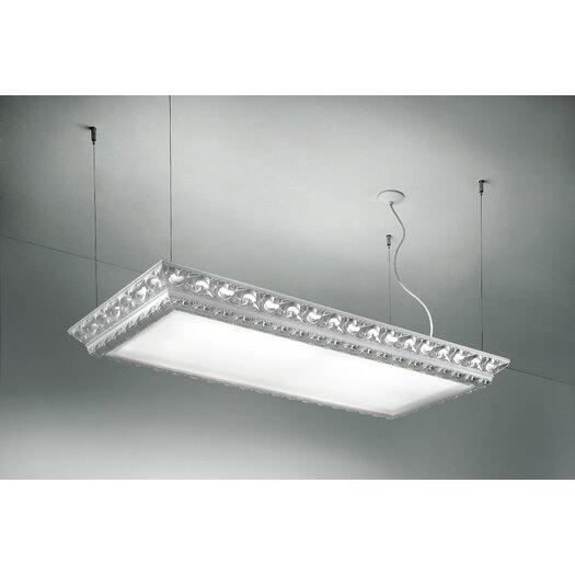Masiero Arte 4 Light Hanging Pendant