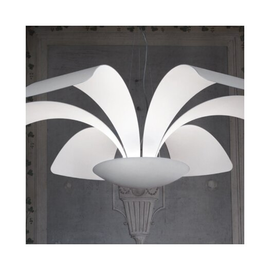 Masiero Blossomy 3 Light Inverted Pendant