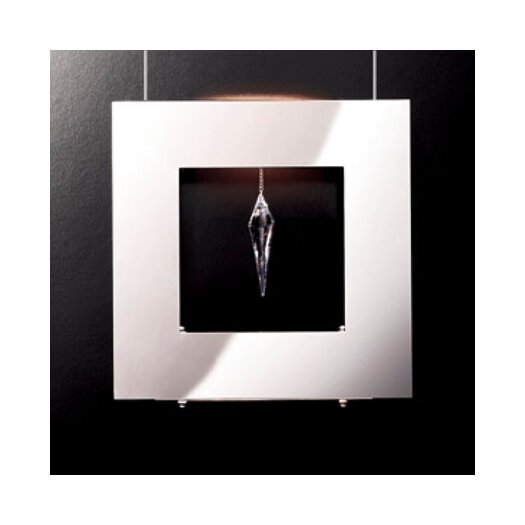 Masiero Click 1 Light 1 Crystal Pendant