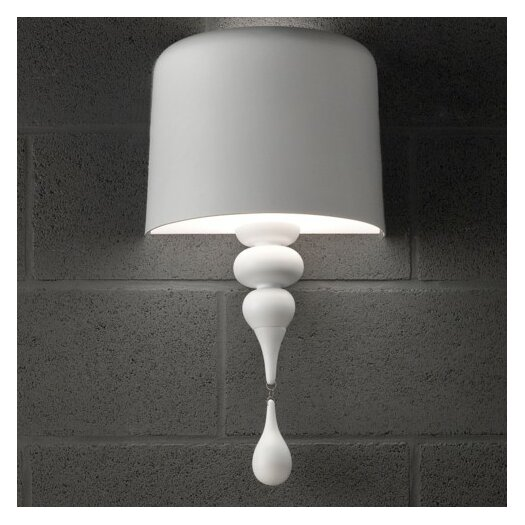 Masiero Eva 1 Light Wall Sconce