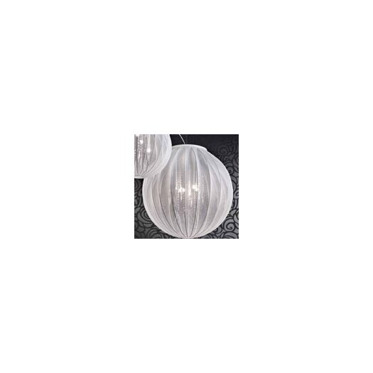 Masiero Tessuti Sphere 6 Light Large Globe Pendant
