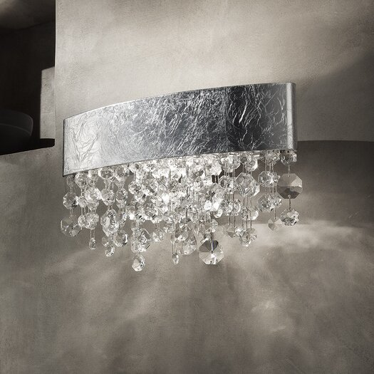 Masiero Ola 1 Light Wall Sconce
