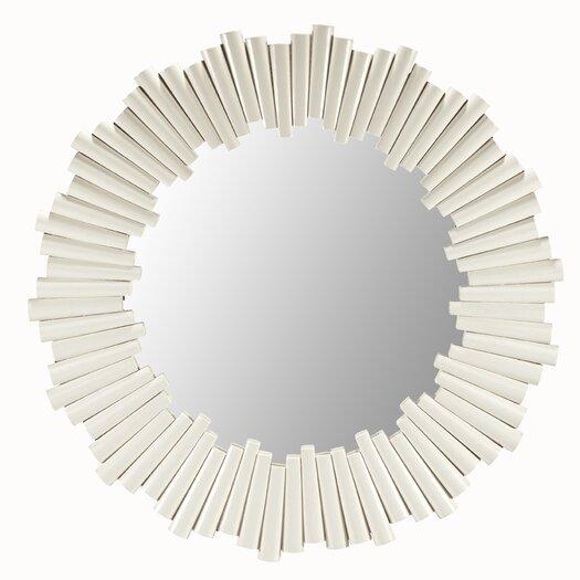 Selamat Charles  Round Mirror