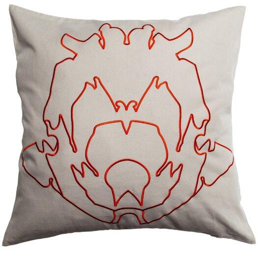 Scintilla Stone Flower Pillow