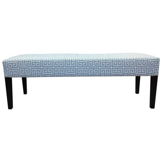 Sole Designs Melrose Chain Cotton Bench